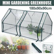 Greenhouse Home Outdoor Flower Plant Gardening Winter Shelter 180x90x90cm  D1