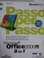 Passo per passo - Office 2000 - Mondadori informatica - Microsoft press