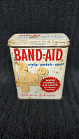 Vintage Johnson & Johnson Band-Aid strip . patch . spot New Overall Air-Vents…Ti