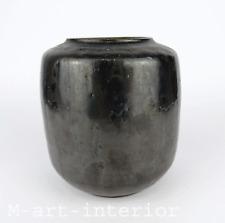 Signe Lehmann Pistorius 60er Studiokeramik Vase signed German Art Pottery 1960s