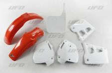 Kit plastique UFO motocross Honda CR 250 1990 - 1991 rouge origine