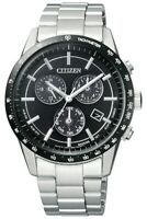 Citizen Eco-Drive Men's Global Collection Chronograph Band 40mm Watch BL5594-59E