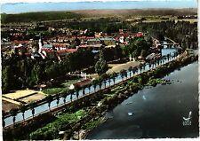 CPA  En Avion au-Dessus de ... Charmes (Vosges) La Moselle, le Canal ...(200711)