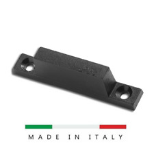 10pz MANIGLIA PER ZANZARIERA NYLON MANIGLIETTA 60x10 mm MADE IN ITALY - ZM0080