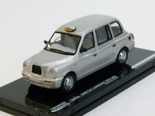 1/43 Scale model LONDON TAXI CAB TX1 1998 SILVER