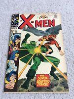 X-men  29  VF+  8.5  High Grade  Cyclops  Angel  Beast  Iceman  Jean Grey