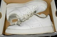 Nike 315122-111 Air Force 1 07 Men's Athletic Sneakers White Size 9.5