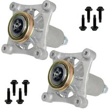2 SPINDLE ASSEMBLY FIT AYP Husqvarna CRAFTSMAN Lawn Mowers 285-585 187292 192870