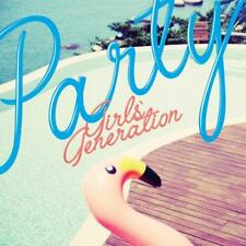 SNSD GIRLS' GENERATION [PARTY] 2nd Single Album CD+Photobook K-POP SEALED