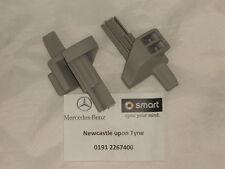 Mercedes-benz W169 A-class Gris parcelshelf clips de plástico a16969302847e94 Nuevo