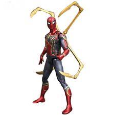 Película Los Vengadores Infinito Guerra Iron Spider Man Dibujos Animados Juguete Figura De Acción Muñeca Modelo
