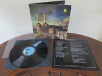 Pink Floyd - Animals LP - Nr Mint Vintage GB Pressing Vinyl - Worldwide Shipping