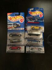 Lot O 7 Hot Wheels Cars