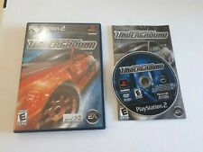 Need for speed Underground Playstation 2 (PS2) Very good condition CIB!
