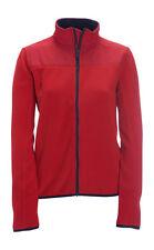 NEW Aeropostale Red Full Zip Up Fleece Jacket Coat (A1-27)