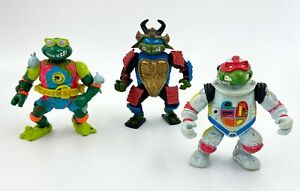 TMNT Disguised Turtles 3 Pack   Leonardo, Raphael, Mike Sewer Surfer