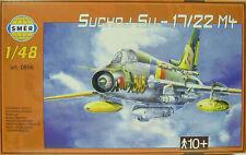 Suchoj Su-17/ Su-22M4, 1/48, Smer, Plastik, auch NVA,ex OEZ, NEU