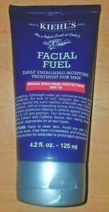 Facial Fuel Energizing Moisture Treatment w/Spf Men Kiehl's 125ml - 4.2 fl oz