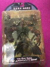 Spawn Dark Ages Series 11 SPAWN The BLACK KNIGHT Todd McFarlane Toys 1998 NISP