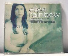 Elisa - Rainbow - CD Singolo 4 tracce - UNIVERSAL / SUGAR300378-2