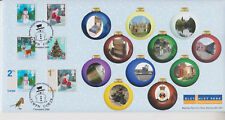 BLETCHLEY PARK FDC FIRST DAY COVER 2006 CHRISTMAS LIMITED EDITION 155/250