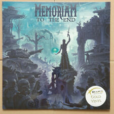 Memoriam To The End Red Vinyl Limited Edition
