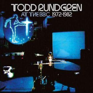 Todd Rundgren - At the BBC 1972-1982 - Box Set (4 disc - 3xCD + 1xDVD, 2014)