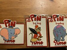 Disney pin Trading Time Dumbo Timothy And Mom Dumbo Set Dlrp Paris. Limeted 400