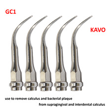5PCS Dental Air Scaler Tip KAVO SONICflex #GC1 Compatible with KAVO PIEZO