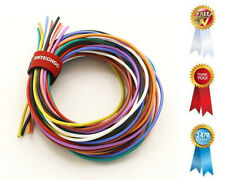 16 Gauge Silicone Wire 50 ft 10 Colors 5ft Super Flexible High Temperature Cable