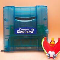 Super Game Boy 2 Nintendo Super Famicom SFC SNES Japan FedEx/DHL
