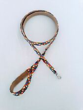 Dog Leashes Medium Size Dog Leashes Mexican Handcraft Leashes