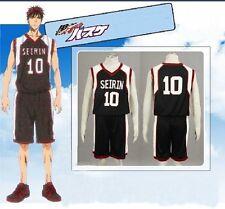 Kuroko no Basuke Cosplay 2nd version SEIRIN Costume Jersey Kagami Taiga