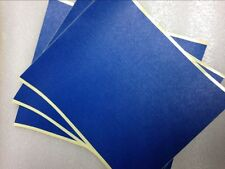Brand New 3D Printer Paper 210mm×250mm Heat Paper Color Blue Free Shipment