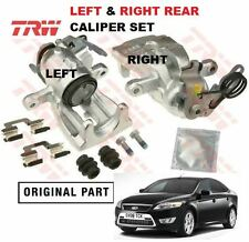 FOR FORD MONDEO SALOON ESTATE 2007--> REAR LEFT LH & RIGHT RH BRAKE CALIPER SET