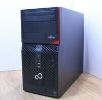 Fujitsu Esprimo P420 Windows 10 Tower PC Intel i5 4th Gen 3.2 4GB 500GB WiFi