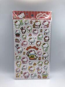 DAISO Hello Kitty  Sticker  pieces Japan Limited SANRIO