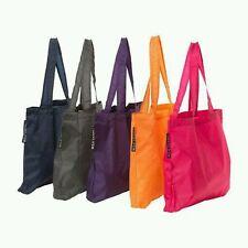 IKEA FOLDABLE REUSABLE SHOPPING TOTE 1 × Carrier bag ORANGE