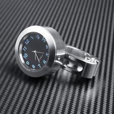 "7/8""- 1"" Motorcycle Handlebar Clock For Kawasaki Vulcan 900 Classic LT Custom"