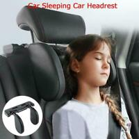 Car Seat Pillow Headrest Neck Support For Kids Adult Sleeping Cushion Q6V1