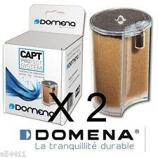 2 Cassette nettoyeur vapeur DOMENA anti-calcaire NVT CS 500350227 500970860