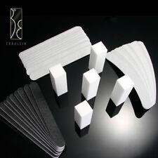 Paquete de 35pcs Limas de Uñas y Pulidores de Uña para Arte de Uñas #80-240