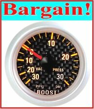 2 INCH TURBO BOOST PSI GAUGE METER for NISSAN SKYLINE GTST GTR RB20 RB25 RB26