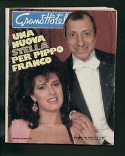 GRAND HOTEL 16/1983 PIPPO FRANCO LICINIA LENTINI ELAINE STAHL HANSI MULLER INTER