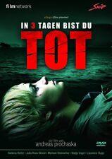 In 3 Tagen bist du tot ( Horror-Thriller ) mit Sabrina Reiter, Nadja Vogel NEU