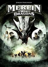 Merlin and the War of the Dragons (DVD, 2008)