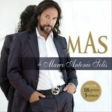 MAS de Marco Antonio Solis, New Music