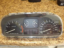 OEM USDM Honda Civic EF wagon shuttle rare dash instrument gauge cluster MT 241K