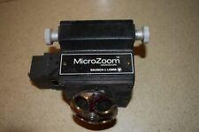 Bausch Amp Lomb Microzoom Microscope