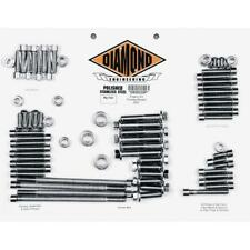 Diamond Engineering OEM Type Polished Stainless Engine Kit DE8510P